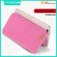 city&case for iPhone 6 plus silicone case , for mobile phone cover cheap case