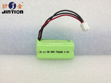 4.8v Ni-mh AAA 700mAh rechargeable battery