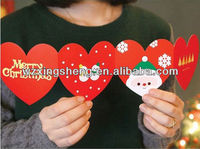2013 new style cute christmas card