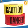 Barricade Polyethylene Tape Caution Tape 3 inch width