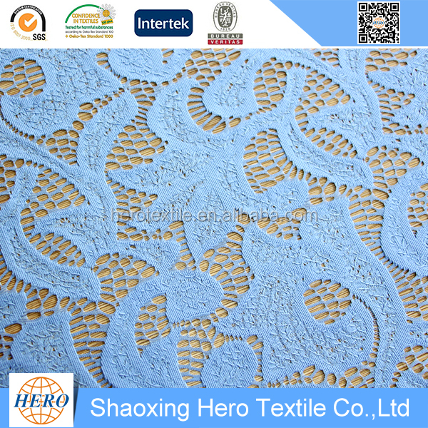 Fujian Style Mesh Lace Dubai Embroidered French Net Lace 2016 Tulle Lace Fabric Guangzhou