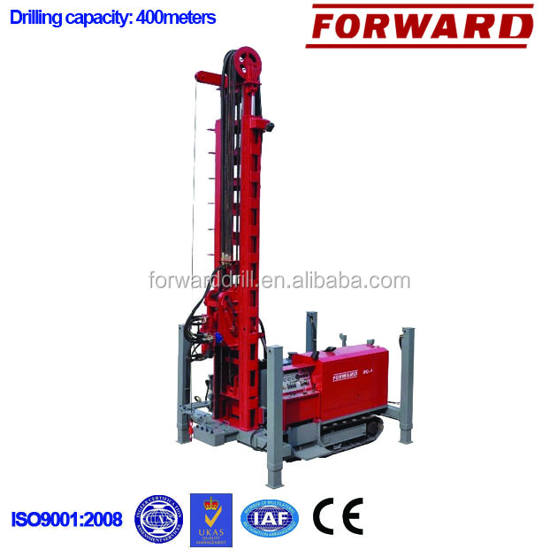 Drilling machine for water FORWARD RC4