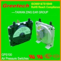 2015 CE approved air pressure switches for single burner gas stove, gas stove part name