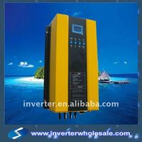 solar seawater pump inverter for pumping water(3700W)
