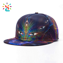 Wholesale 5 Panel Cap/ Digital Printed 5 panel Hat/ Custom Five Panel Camp Hat With Your Lable