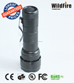 high power rechargeable 3 modes flashlight
