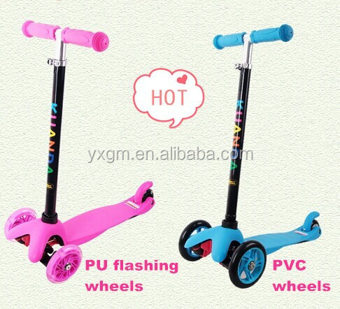 popular design wholesale mini micro kick 3 wheel scooter