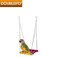 New Product Pet Bird Parrot Hanging Toy