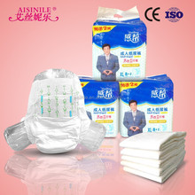 soft disposable adult diapers and plastic pants