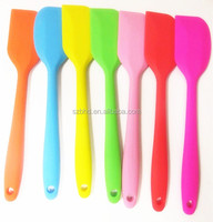 good grade silicone spatula set , silicon spatula with stainless steel core