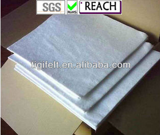 Manufacturer 100% Industry Wool Felt White Wool Felt 1-10mm