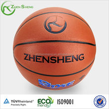 High quality PU basketball used for training and match