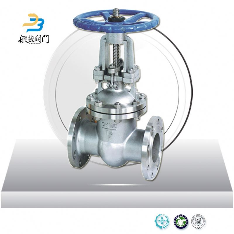 DN150 for hdpe pipe gate valve a216 wcb