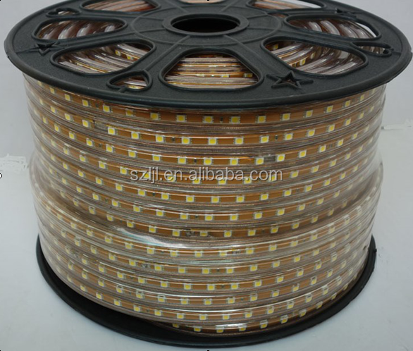 110v 220v Interior /ourtdoor decoration copper wire strip 2835 3014 5730 chips flat