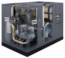 Atlas Copco GA 75 Oil-Injected Screw Type VSD Rotary Air Compressors For Sale