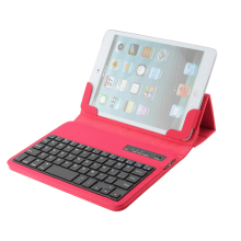 Ultrathin Portable 7-8 inch Wireless Keyboard Smart Case For Android IOS Pad