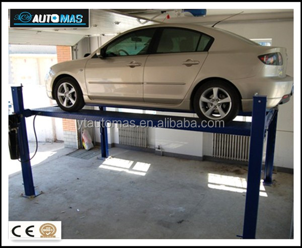 2.7ton four post used carports for sale