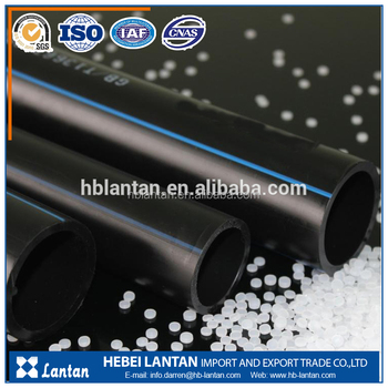 Manufacturer sales Large Diameter HDPE pipe for water supply system