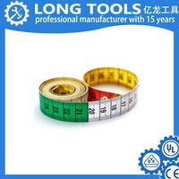 Customized tailor tape measure PVC MATERIAL