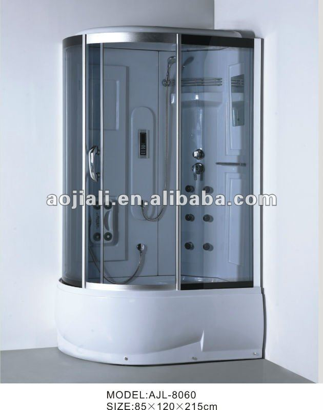 shower stall/metal shower stall