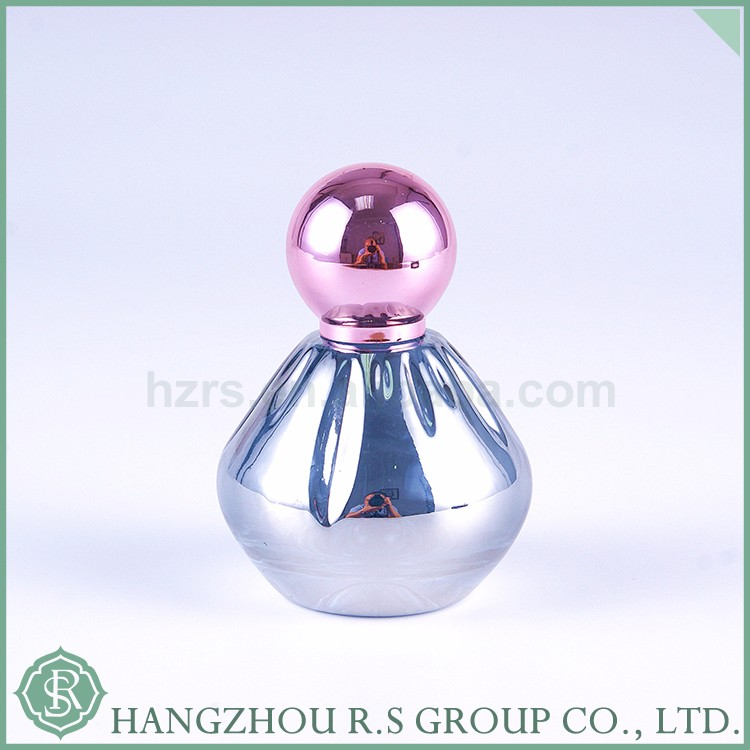 Wholesale High Quality Graceful Crystal Perfume Bottle