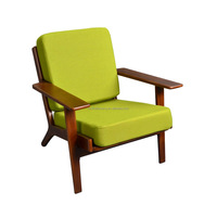 Alibaba living room furniture one seater single couch armchair chair sofa