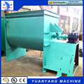 Export quality products 3000L 18.5 KW Hot-sale ribbon mixer