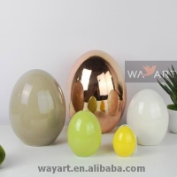Colorful Ceramic Egg of Easter Egg Decorating