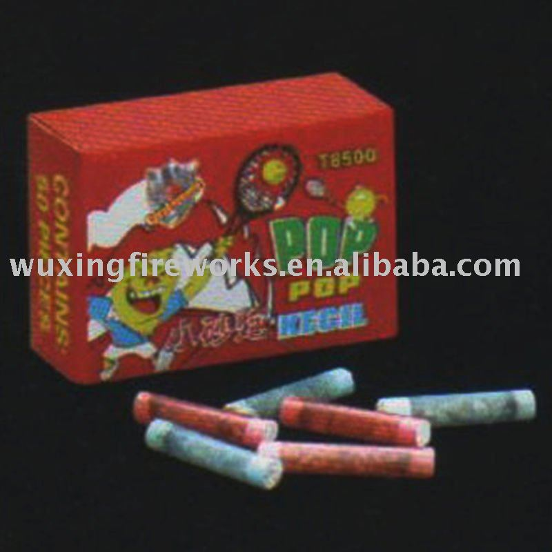 T8500 pop pop snapper toy firework from factory cheap fireworks price