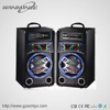 Active Big Power Subwoofer High End 10 Inch Speaker For Stage Using Outside Live Loud Speaker