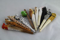 hand carved wooden animal pens wooden ball pen for wholesale
