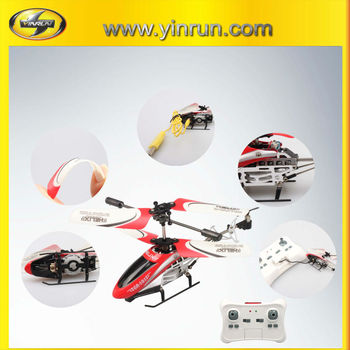 11cm Infrared 3.5 channel rc helicopter with gyro smallest rc airplane