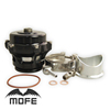Black Universal V-band Racing Turbo Blow Off Valve,Blow off valve Kit