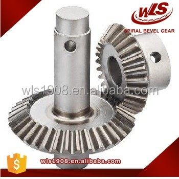 Customizable Truck part differential bevel <strong>gear</strong> made in Taizhou