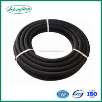 Steam hose fabric cover compressor rubber air hose
