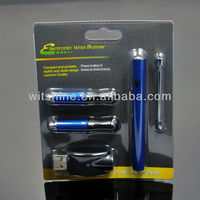 New product 510 ego wax glass globe vapor atomizer made in china
