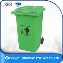 Free printed trash cans with garbage container with wheels