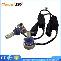 Gpusi For Promotion/Advertising Intelligent Car Parts Accessories Truck Led Head Lamp ZEO004 H4