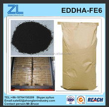 EDDHA-Fe-6 Chelate micronutrient iron fertilizer