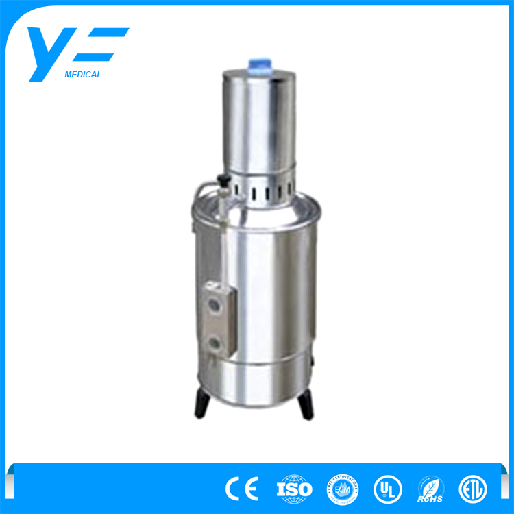 20L/h Stainless Steel Electric Household Portable Laboratory Water Distiller
