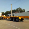 China Hot Sale 3 Axles 20ft