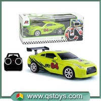 Hot sell New design 1:24 scale electric rc car with 4 function