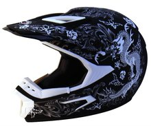 2015 DOT ECE good quailty HOT SALEATV racing helmet WITH GOOGLES