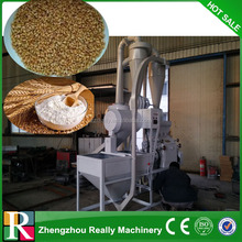 with automatic packing Energy saving maize rice mill milling machine for rice flour