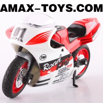 DC-066002A die cast toys 1:24 emulational racing motorcycle
