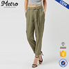 plus size clothing for women olive chino utility trousers