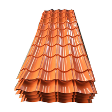 Trade assurance high quality cheap colorful corrugated sheet metal roofing
