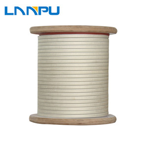 UL Approved Flat Nomex Insulated Aluminum Wire use for Dry Transformer