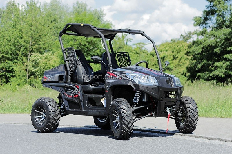 EPA/EEC approved 4x4 500cc off road utility vehicle