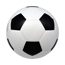 Classic Size 5 PVC Leather Laminated Football Soccer Ball For Promotion